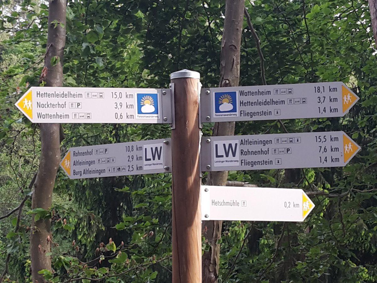 Wander- und Freizeitangebote – Ortsgemeinde WATTENHEIM / Pfalz